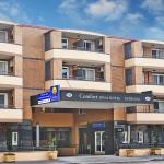 Street Entrance - Comfort Inn & Suites