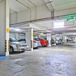 Secured Carpark - Basement 1