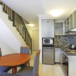 2 Storey Townhouse Kitchen and Dining