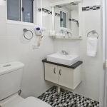 2 Storey Townhouse Bathroom Downstairs
