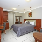 Single Hotel Room Accommodation
