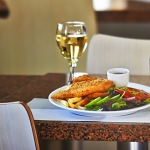 Hotel Dinner at Zeina's Cafe