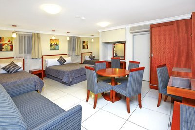 Family Room Accommodation