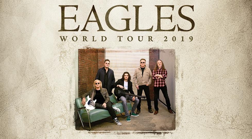 The Eagles World Tour
