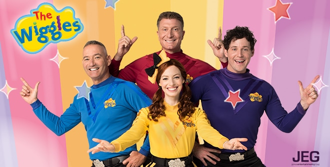 The Wiggles Sydney 2019