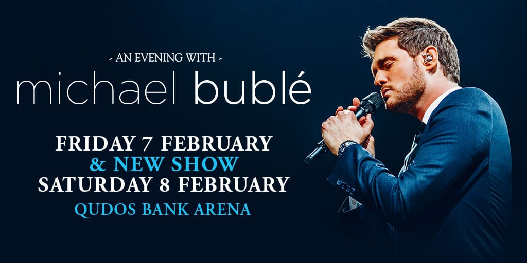 Evening with Michael Bublé