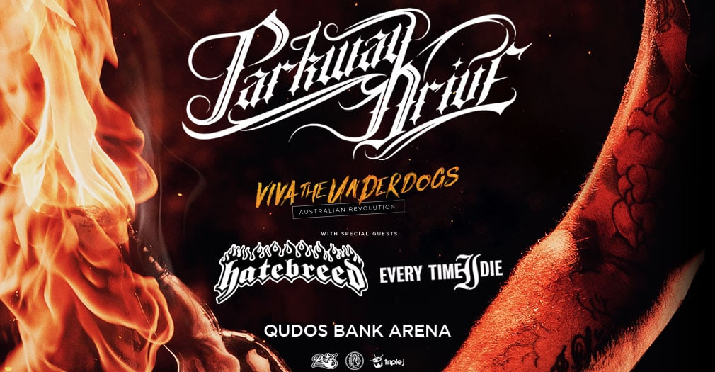 ParkWay Drive Hatebreed Tour 2021