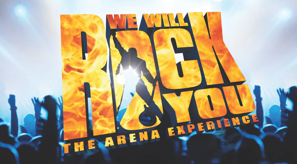 We Will Rock You Arena Experience